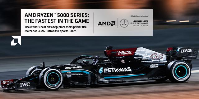 AMD 5000 Mercedes 07.20.2021mercedes Banner Thin