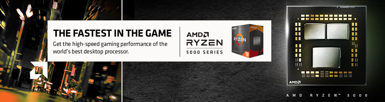 AMD Ryzen5thgen  Banner