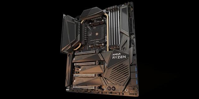 AMD Ryzen5thgen  Inside