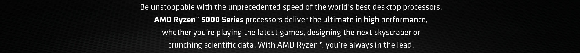 AMD Ryzen5thgen Text