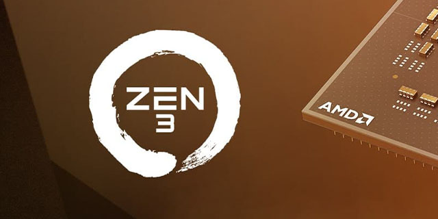 AMD Ryzen5thgen  Zen3orange