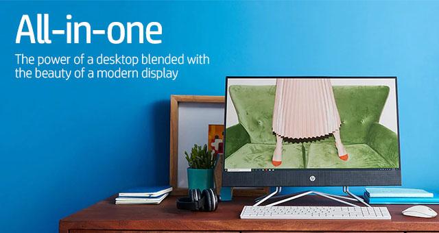 All In One Desktops  All In One
