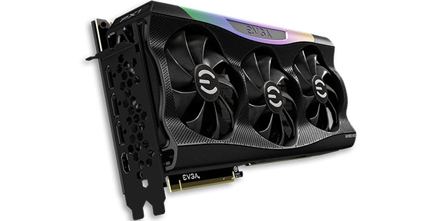 EVGA Graphicscards 04.23.2021ftw3