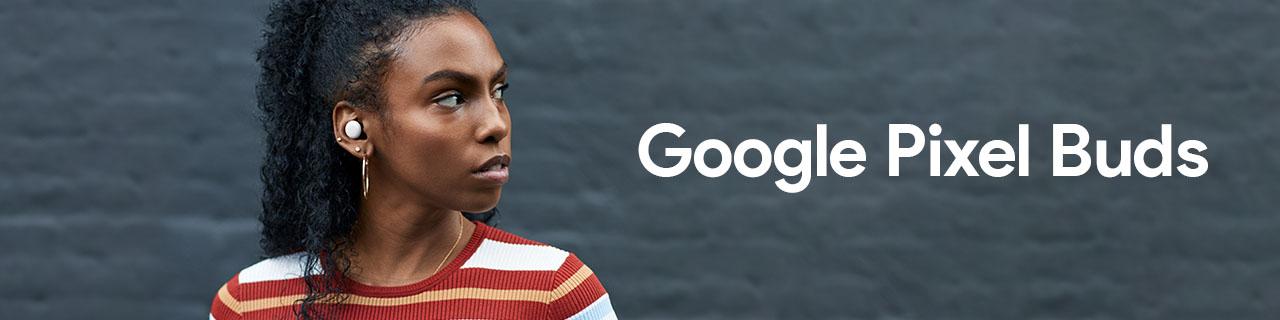 Google Pixel Buds Banner