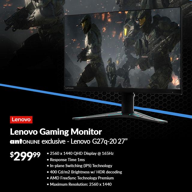 Lenovo Antexclusive G27q27 03.02.2021banner