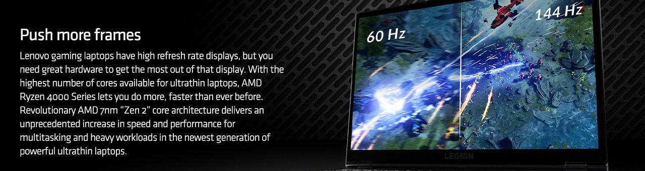Lenovogaminglaptops AMDcpu 02.08.21frames