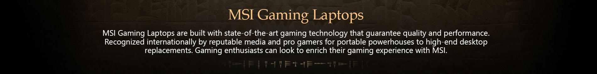 MSI Gaminglaptops 30series 01.25.gaminglt