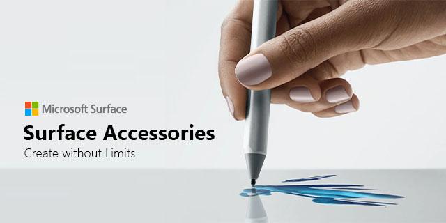 Microsoft Surfaceaccessories Refresh 03.11.2021banner
