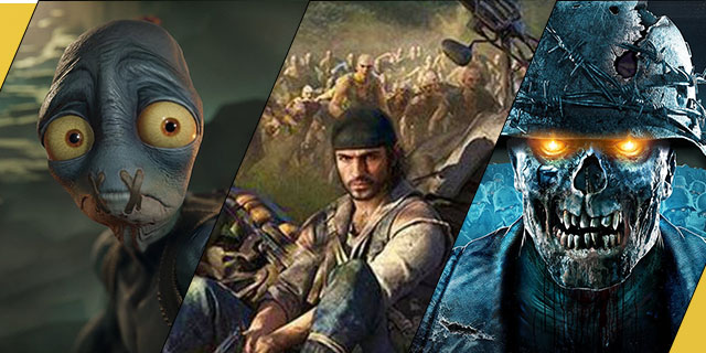 New PS Plus Games For Aprilbanner