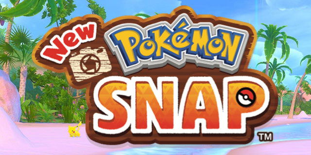 New Pokemon Snapbanner