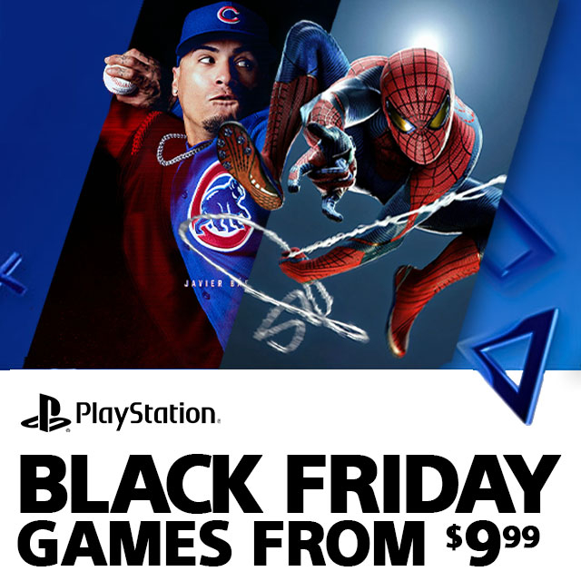 Sony Playstation Game Deals  Bf Games Bf