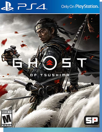 Sony Playstation Game Deals  Ghost