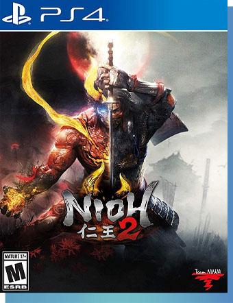 Sony Playstation Game Deals  Nioh2