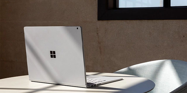 Surface Book 3 LP  Window