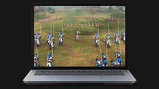 Surface Laptop Studio 9.22.21game