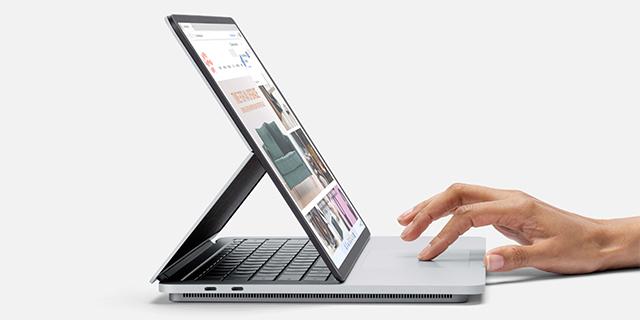 Surface Laptop Studio 9.22.21stage