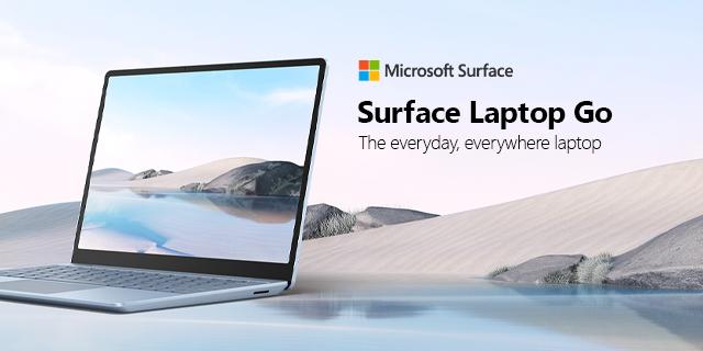 SurfaceLaptopGo  BA