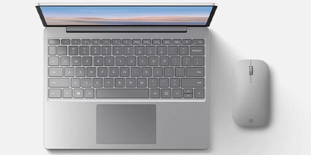 SurfaceLaptopGo  Mouse