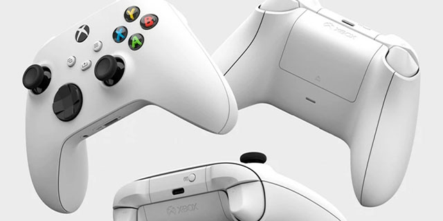 XboxControllers Refresh 1.6.20213white