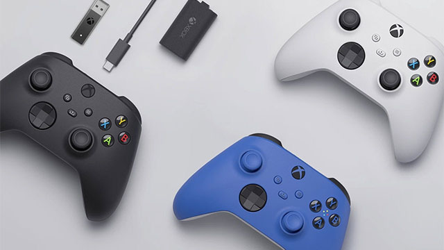 XboxControllers Refresh 1.6.2021all