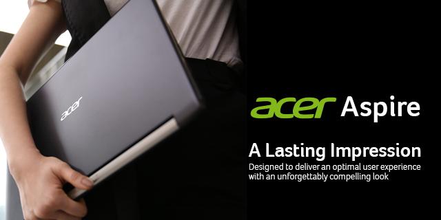 Acer Aspire General Top Ban