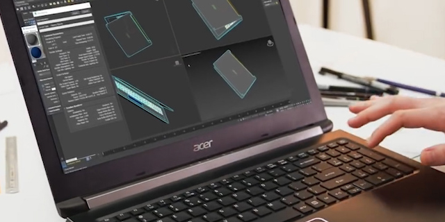 Acer Aspire Page 1 Video