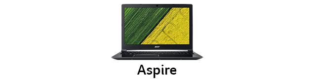 Acer Lap Nav Tile Aspire