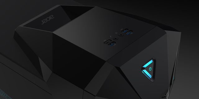 Acer Predator Gaming Desktops  Tile 02
