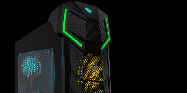 Acer Predator Gaming Desktops   Tile 03