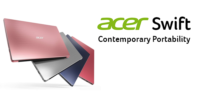 Acer Swift General Top Ban