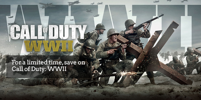 Activision Cod Wwii Banner 1