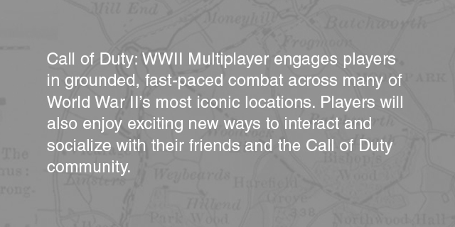 Activision Cod Wwii Tile9