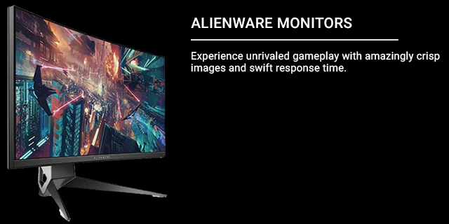 Alienware Monitors Tile1