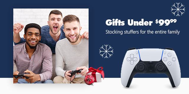 Ant Holiday Gift Guides Under99 11.10.2020 Banner 01