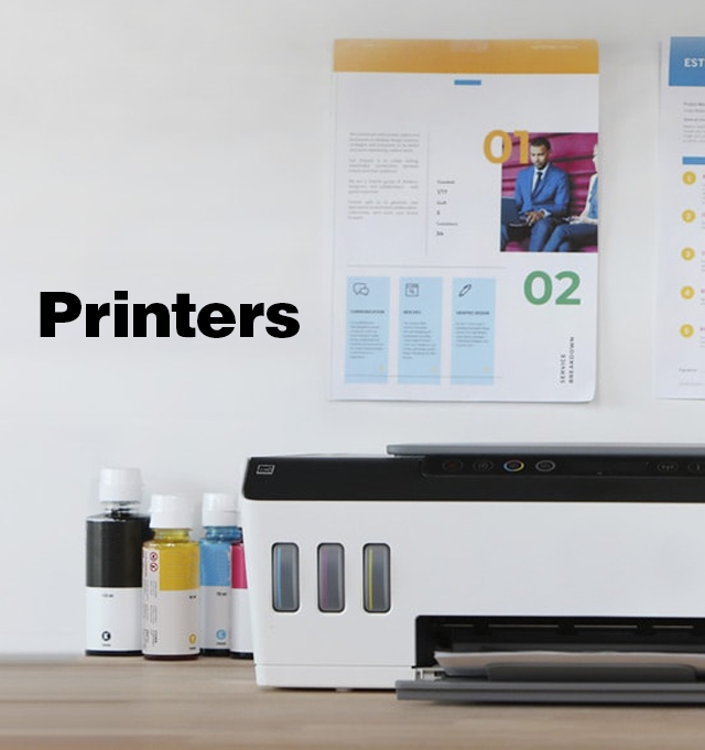 Ant Product Category Printers General  Banner 01