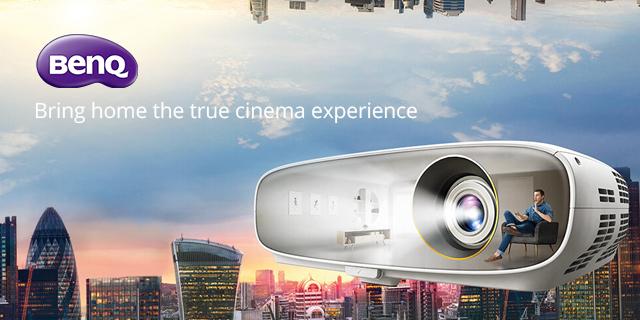 Benq Generic Projectors Banner