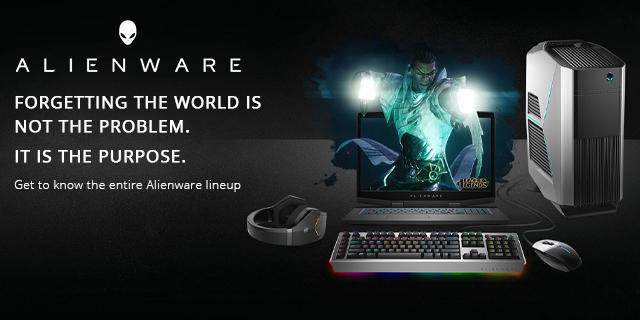 Dell Alienware Edits  Banner 01