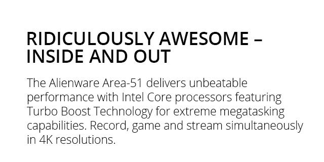Dell Alienware Main A51 Slug1W