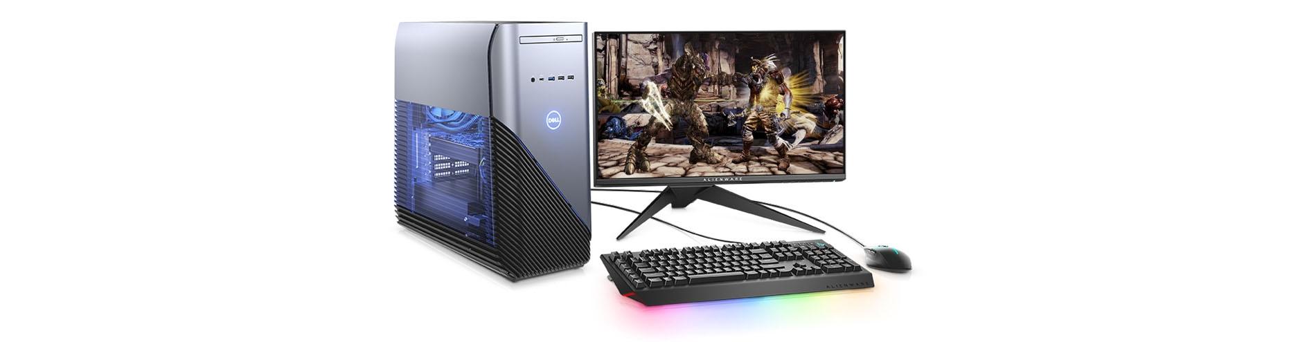 Dell Gaming Desktops Save100  Tile 03