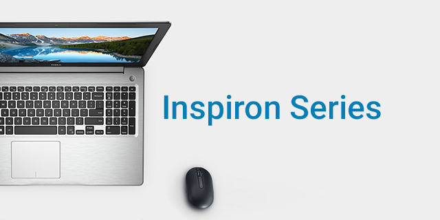 Dell Home Laptops Landing Page Revamp  Dell Home Laptops Inspiron Banner