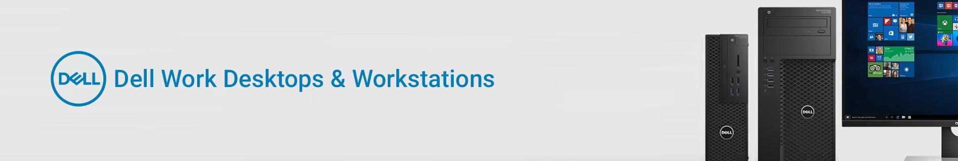Dell Work Landing Page Revamp Dell For Work Desktops Banner