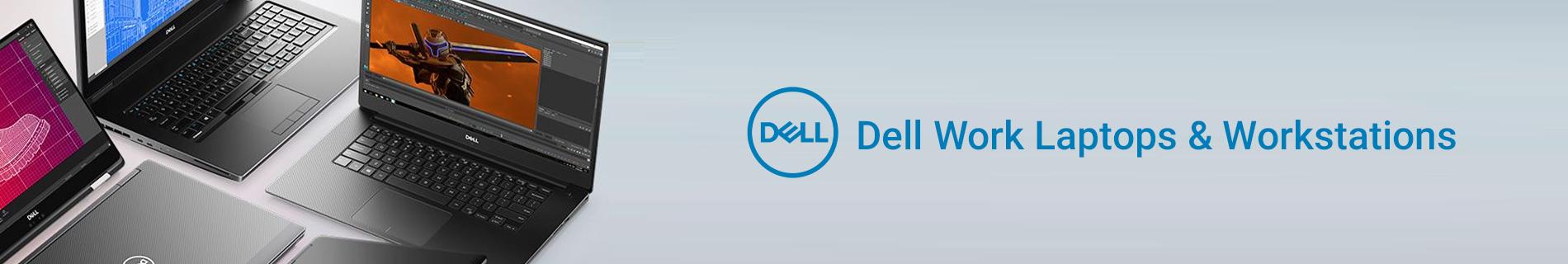 Dell Work Landing Page Revamp Dell For Work Laptops Banner