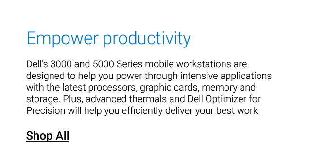 Dell Work Laptops Landing Page Revamp  Dell Work Laptops Precision Feat1