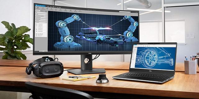 Dell Work Laptops Landing Page Revamp  Dell Work Laptops Precision Img2