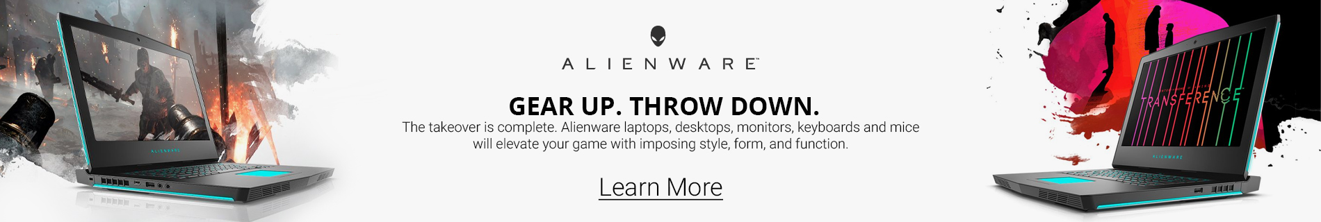 Dell Gaming Landing Page Janrevamp Alienware Footer