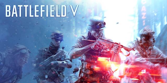 Electronic Arts Battlefield 5 Banners