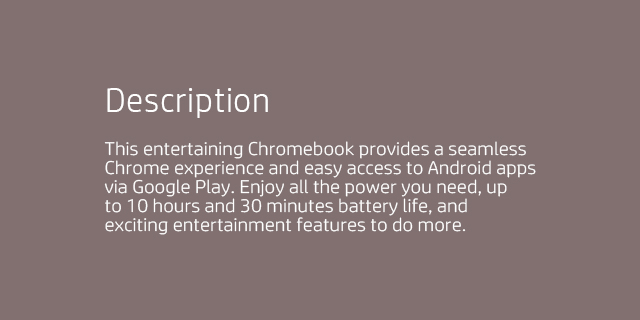Hp Chromebook Save On Select Landing Page   Tile 02