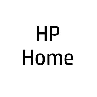 Hp Home Nav Button Home
