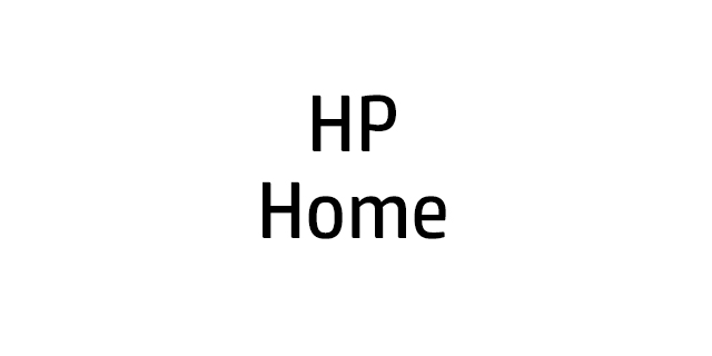 Hp Home Nav Button Home