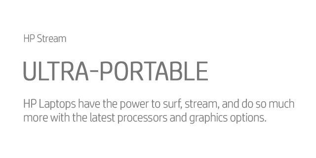 Hp Main Store Page Revamp 2019streamtile Text